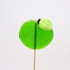 Леденец «Яблоко» 40 грамм вложение 16 штук