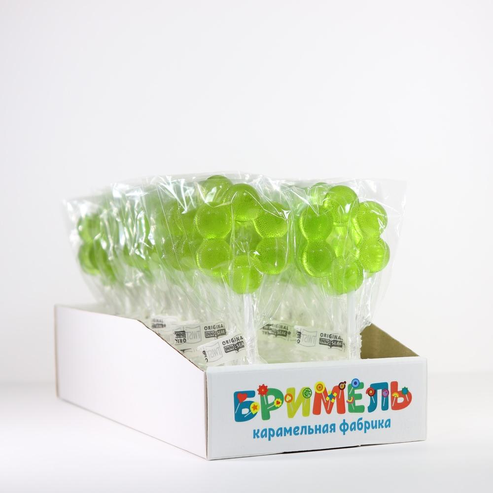 Леденец «Цветок» 20 грамм вложение 30 штук