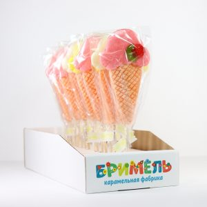 Леденец «Мороженко» 30 грамм вложение 16 штук